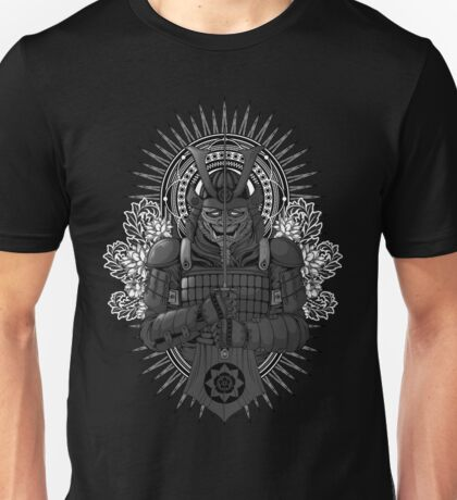 The Lotus Warrior Unisex T-Shirt