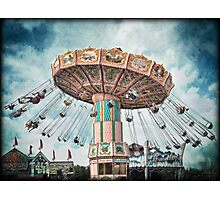 Ride the Sky Photographic Print