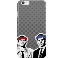 Dean & Castiel  iPhone Case/Skin