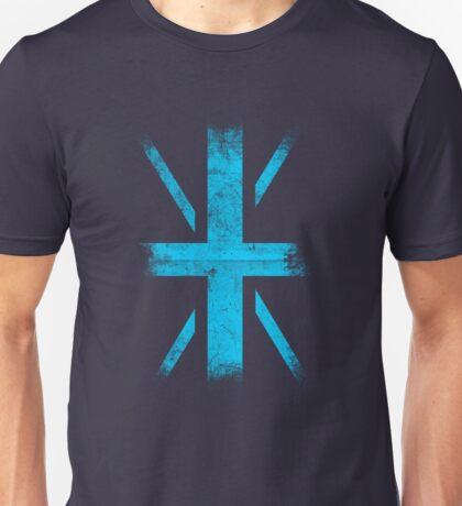 UnionSide - Punk [BLUE] Unisex T-Shirt