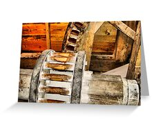George Washington's Distillery Greeting Card