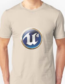 Unreal Engine 4 Logo (Blue) T-Shirt
