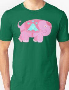 Elly pink Unisex T-Shirt