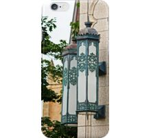 Decorative Church Lighting iPhone Case/Skin