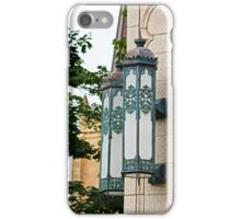 Decorative Church Lighting iPhone Case/Skin