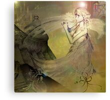Angel Ashriel    Canvas Print
