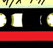 MIXTAPE MESIAH Sticker