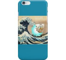 Thousand Sunny Hokusai iPhone Case/Skin