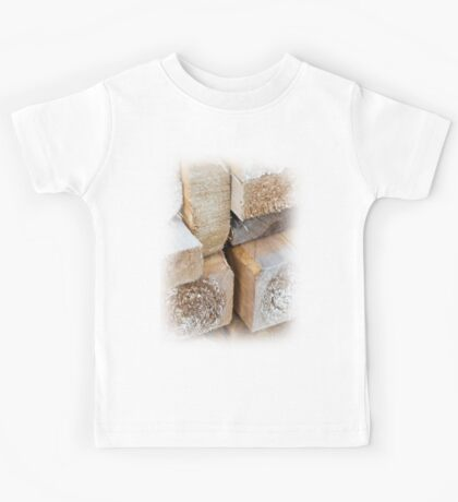 Wood is home Kids Tee