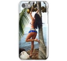 Lovely Bunch Of Coconuts iPhone Case/Skin