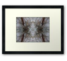 My Cave art 2 Framed Print