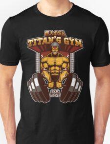 TITAN'S GYM - ARMOUR VER. T-Shirt