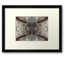 My Cave art 6 Framed Print