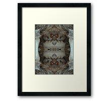 My Cave art 15 Framed Print