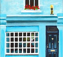 PORTSMOUTH Blue House by exvista