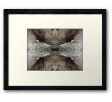 My Cave art 17 Framed Print