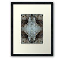 My Cave art 18 Framed Print