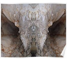 My Cave art 19,,  Alian Transformer Poster