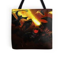 PART 23 - The Pawn Spawn Attacks! Tote Bag