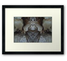 My Cave art 33 Framed Print