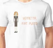 The IT Crowd – Viennetta Fiat Punto Unisex T-Shirt