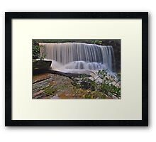 Thundering Somersby.20-7-11. Framed Print