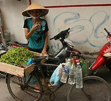 Lunch | Hanoi, Vietnam by Richard Keating