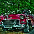 Pink Chevy- HDR by kutayk