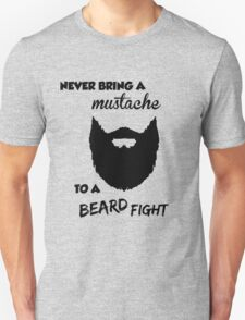 Funny Bearded Shirt Unisex T-Shirt