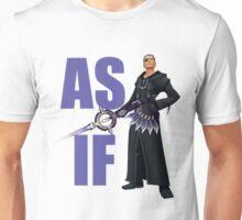 """Xigbar """"As If"""" Unisex T-Shirt"""