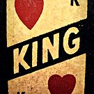 king of hearts: vintage poker machine by greg angus