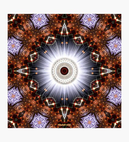 Brilliance - The Eye Of Comtos Photographic Print