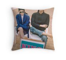 Icmeler Mannequins.. Throw Pillow