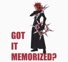 """Axel """"Got It Memorized"""""""