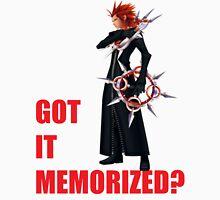 "Axel ""Got It Memorized"" Unisex T-Shirt"