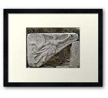 Nike the Goddess of Victory Framed Print