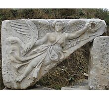 Nike the Goddess of Victory Photographic Print