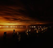 Clifton Springs - Victoria by Graeme Buckland