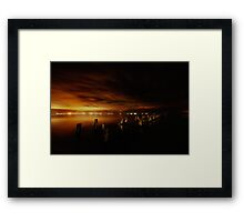 Clifton Springs - Victoria Framed Print