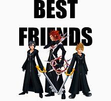 "Axel, Roxas and Xion ""Best Friends"" Unisex T-Shirt"