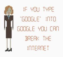 "The IT Crowd – If You Type ""Google"" into Google by PonchTheOwl"