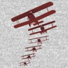 Retro Biplane Graphic by Packrat