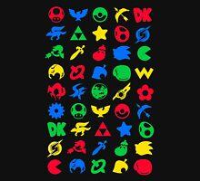 Smash Logo Print Poster T-Shirt