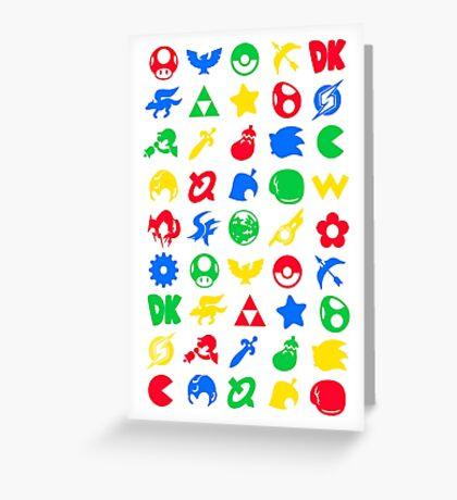 Smash Logo Print Poster Greeting Card