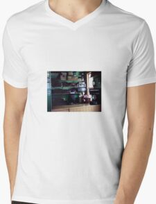 Lost and Found Mens V-Neck T-Shirt