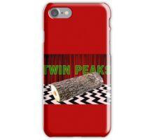 TWIN PEAKS: The log iPhone Case/Skin