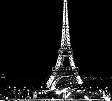 Le Torre Eiffel by fotoscontino