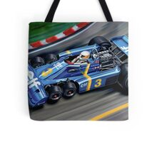 Tyrell 6 Wheel Formula One Tote Bag