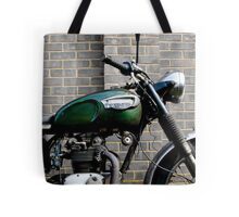 Subdued Triumph Tote Bag