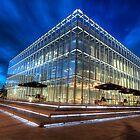 University of Oregon Jaqua Academic Center by franceshelen